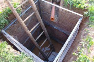 Сделать выгребную яму на любом объекте